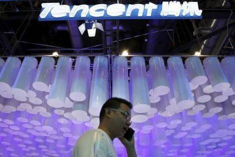 Why China's On-Demand Apps are Important to Tencent's Future | Commerce and Payments | Scoop.it