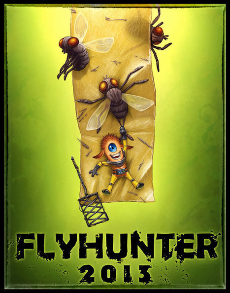 Moonlighting Pixar Artists Announce First Video Game, Flyhunter | Animation News | Scoop.it