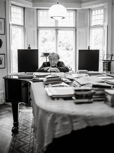 Alfred Brendel, piano plume   Piano   Scoop.it