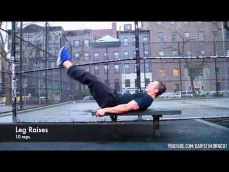 Huge Calisthenics Workout Routines & Exercises List   Ab Machines & Abdominal Exercises   Scoop.it