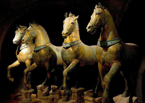 Los caballos en los ludi circenses | LVDVS CHIRONIS 3.0 | Scoop.it