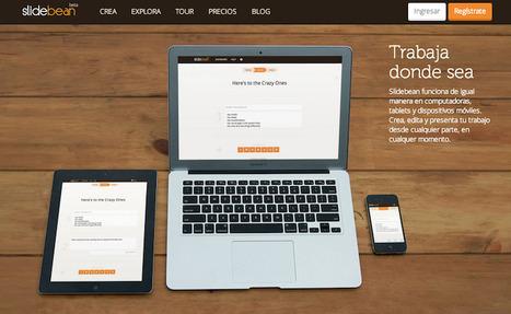 Slidebean | Crea presentaciones originales en línea | herramientas educativas en la web | Scoop.it