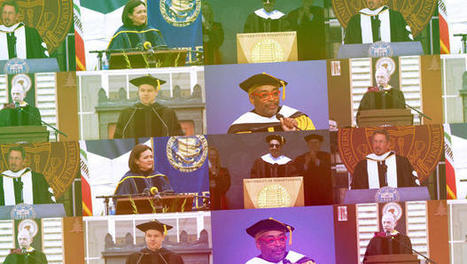The Best Advice From 2016 Commencement Speeches | A Change in Perspective | Scoop.it
