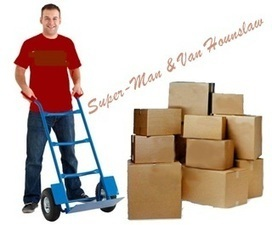 Hire a Moving Service to Finish off Your Relocation Project | Super-Man & Van | Scoop.it