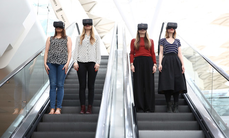 Mall Leverages Augmented Reality for Spring Campaign - PSFK (blog)   Multimedia Journalism   Scoop.it