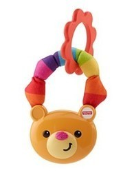 Buy Fisher-Price Soft Touch Rattle, Bear | Discounts India | Scoop.it