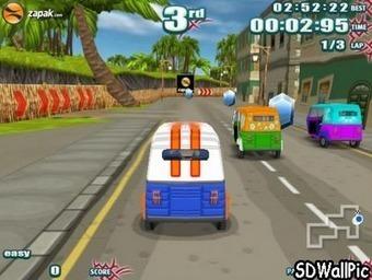 Rickshaw-Racing | Free HD Desktop Wallpapers Download Online | Funny Pic And Wallpapers | Scoop.it