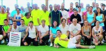Devanlay : du foot indoor pour souder les liens entre collaborateurs - L'Est Eclair   Sport en entreprise   Scoop.it