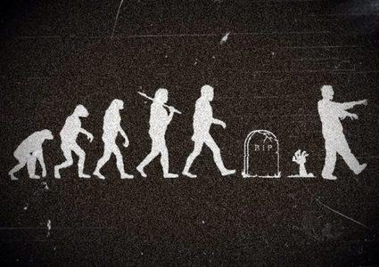 Zombie Evolution! | Neuroanthropology | Zombie Mania | Scoop.it