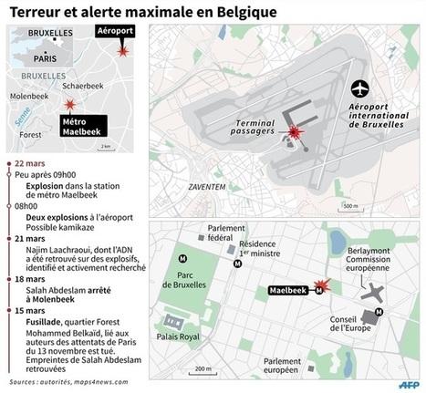 Attentats de Bruxelles : islam hors d'Europe ! - Riposte Laïque | Islam : danger planétaire | Scoop.it