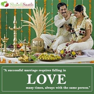 Meet The One Made For You at Shaadisaath | Matrimony - Shaadisaath.com | Scoop.it