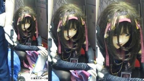 Tokyo Cops Stop Freaky Anime Lady | Cosplay News | Scoop.it