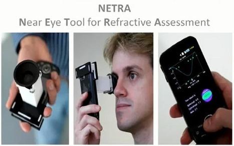 Vinod Khosla-backed smartphone diagnostic creating portable eye exam raises $2M | Mobile Health News | Scoop.it