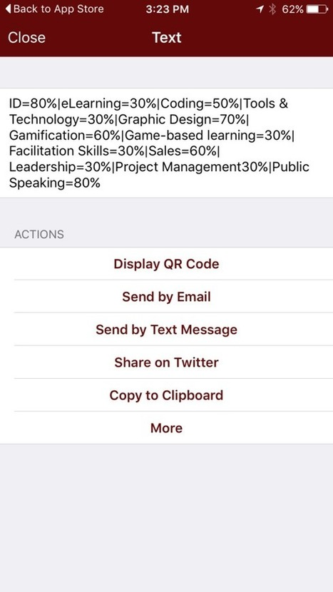 QR Code Generator | Stretching our comfort zone | Scoop.it
