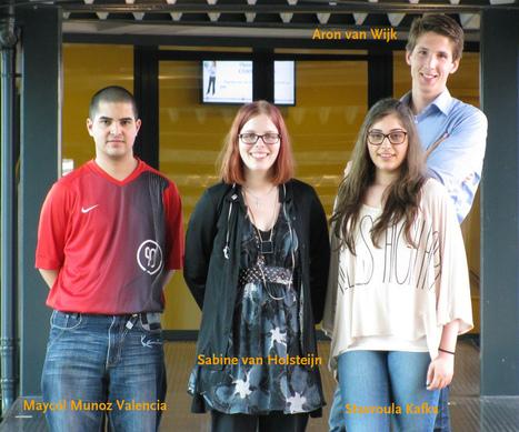 Studentenraad | Deelnemersraad JM | Scoop.it