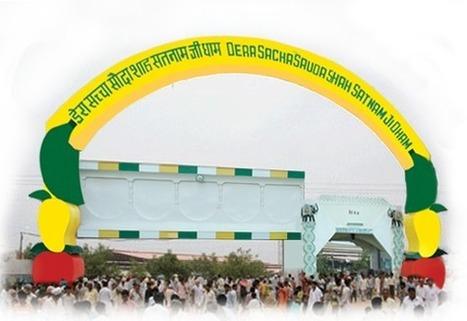 Gurmeet Ram Rahim Singh Insan-Anti-Discrimination Leader   DSS   Scoop.it