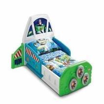 Buzz Lightyear Toddler Bed | Bedroom Decor | Scoop.it