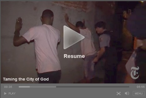 Taming the City of God | Geography Education | Scoop.it