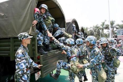 CNA: China se prepara para intervenir en Siria, al lado de los ejércitos ruso y sirio | La R-Evolución de ARMAK | Scoop.it