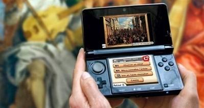 La Nintendo 3DS utilisée comme guide portatif au musée du Louvre | Revue de Web par ClC | Scoop.it