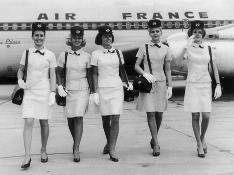 Air attendants' uniforms reflect our changing relationship with flight | Aviation & Airliners | Scoop.it