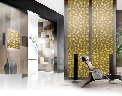 Appropriate designs & textures with press plates for home interior | Stainless Steel Sheets Manufacturer | Scoop.it