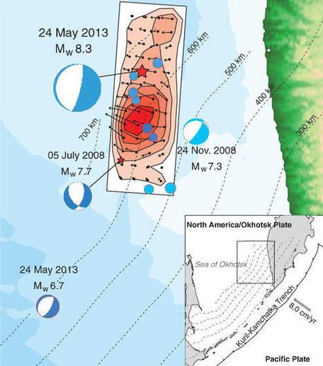 Largest Deep Earthquake Surprises Seismologists   Geophysics   Sci-News.com   jabberd   Scoop.it