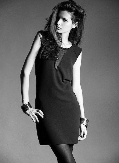 [freshly on board] Giulia Barrett (a.k.a. Giulia Berretti) @ Muse Model Management in NYC ('development' division)   CHICS & FASHION   Scoop.it