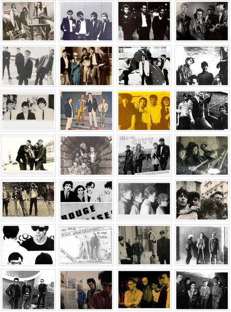 GROUPES | Par ROUEN : L'EXPLOSION ROCK 1976 - 1985 (albums)| Facebook | Rouen | Scoop.it