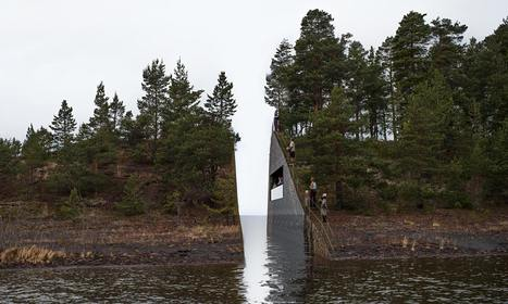 Wounded landscape: how Norway is remembering its 2011 Utøya massacre | Architecture and Architectural Jobs | Scoop.it