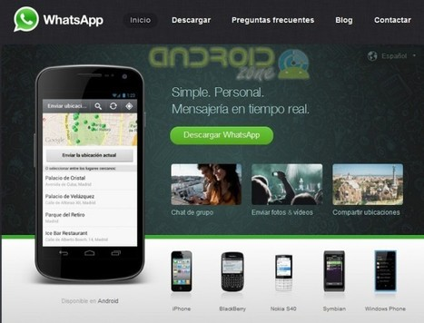 WhatsApp vs LINE | Sitios y herramientas de interés general | Scoop.it