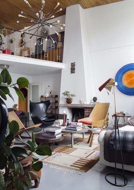 Munich Interiors · Happy Interior Blog | Interior Design & Decoration | Scoop.it