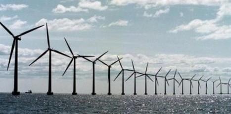 EDF bien placé pour 4 des 5 sites d'éoliennes en mer - Challenges | Actualité Economique en Normandie | Scoop.it