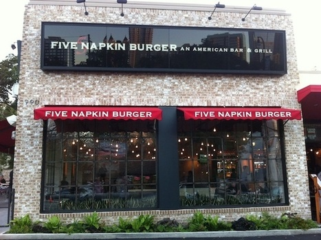 Midtown's Five Napkin Burger shutters after 12 months | Midtown Atlanta Conversations and Condos | Scoop.it