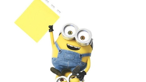 Pantone officialise le jaune Minion ! | Instantanés | Scoop.it