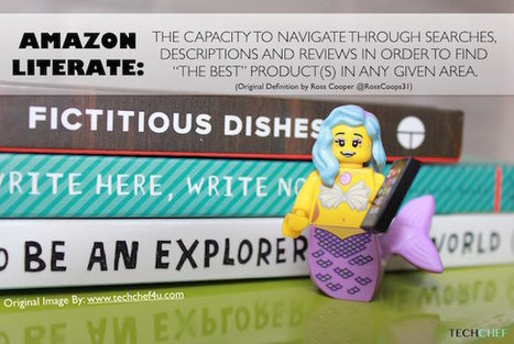 5 Surprising Ways to Be Amazon Literate! | Web 2.0 Tools & Resources | Scoop.it