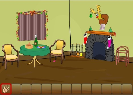 Escape From Christmas | Digital Play | Young Learners of English | Scoop.it