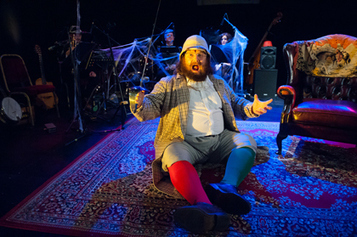 Vivian Stanshall's Sir Henry at Rawlinson End @ Norden Farm | iReview Theatre Scoop | Scoop.it