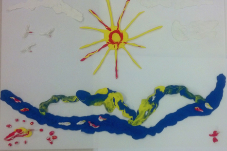 Study: Just 45 Minutes of Art-Making Improves Self-Confidence | Art Therapy in Action | Scoop.it