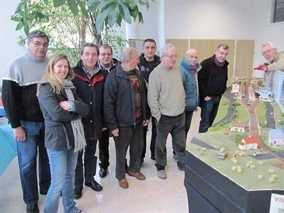 Le 3 e salon du modélisme fait rêver les visiteurs , Villers-sur-Mer 03/03/2013 - ouest-france.fr | Office de Tourisme et d'Animation de Villers-sur-Mer | Scoop.it
