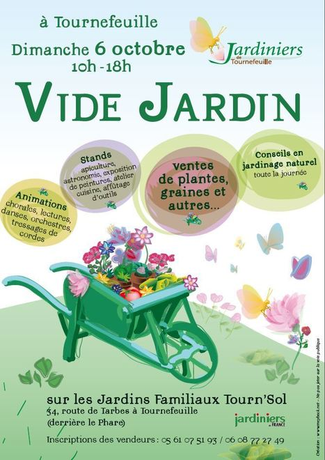 Jardiniers de Tournefeuille   Les colocs du jardin   Scoop.it