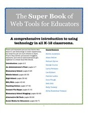 The Super Book of Web Tools for Educators | Science Practical Learning Activities | Scoop.it