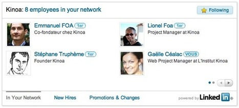 9 façons d'utiliser les plugins Linkedin pour votre entreprise | Le Blog Kinoa | Comment exploiter la page entreprise LinkedIn ? | Scoop.it