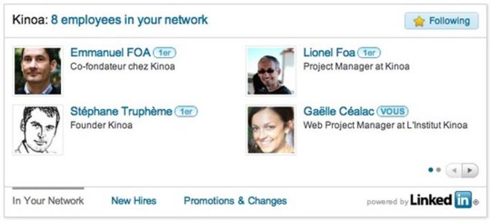 9 façons d'utiliser les plugins Linkedin pour votre entreprise   SEO et Social Media Marketing   Scoop.it
