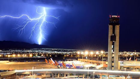 Ask Air Traffic Control: Dealing with summer storms - USA TODAY | Safety in the Skies OH&S | Scoop.it