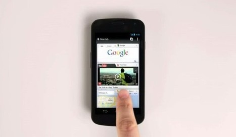 Google Chrome browser arrives on Android (video) | Google stuff | Scoop.it