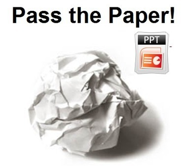 Pass The Paper | Teaching English as a Foreign Language | Scoop.it