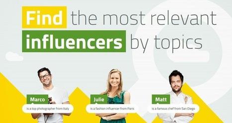 Redattore Web, Copywriter, Web Writer Freelance: Finder, il tool che semplifica la caccia agli influencer | Buzzoole Press | Scoop.it