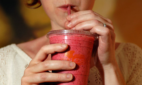 Smoothies and fruit juices are a new risk to health, US scientists ... | FOOD | Scoop.it
