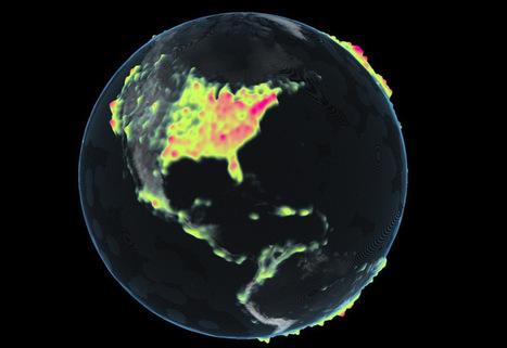 Big data analytics visualizer Map-D Technologies raises $1.5M from Nvidia and ... - VentureBeat   Data   Scoop.it